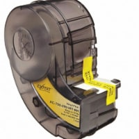 Brady Wire and Cable Identification Label  XC-750-595-WT-BK - 1