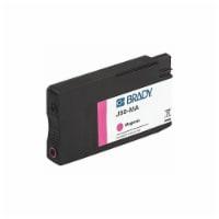 Brady Ink Cartridge,New,Magenta  J50-MA - 1