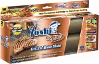 Yoshi Copper Grill and Bake Mats  2 Pack - Copper