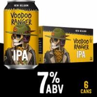 New Belgium Voodoo Ranger IPA 6 Bottles