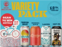 New Belgium Folly Beer Variety Pack