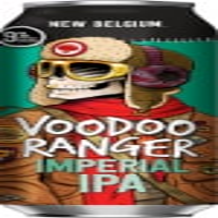 New Belgium Voodoo Imperial IPA Beer