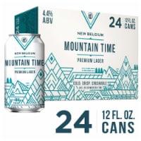 New Belgium Mountain Time Premium Lager