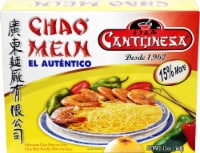 CANTONESA Chao Mein Noodles