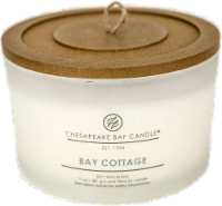 Chesapeake Bay Candle® Bay Cottage Coffee Table Jar Candle - White