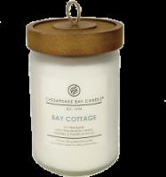 Chesapeake Bay Candle® Bay Cottage Jar Candle - White