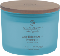 Chesapeake Bay Candle Mind and Body Confidence and Freedom 3-Wick Jar Candle