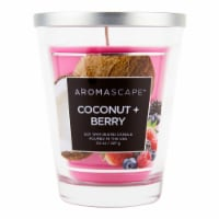 Aromascape Coconut + Berry Jar Candle