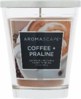 Chesapeake Bay Candle Aromascape Coffee + Praline Jar Candle