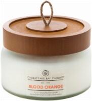 Chesapeake Bay Candle® Fig Redwood Jar Candle - White