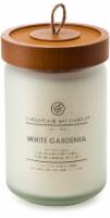 Chesapeake Bay Candle Heritage White Gardenia Large Jar Candle