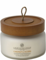 Chesapeake Bay Candle Heritage Chestnut and Acorn Small Jar Candle