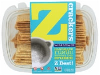 Z Crackers Sea Salt & Olive Oil