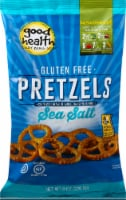 Good Health Gluten Free Sea Salt Pretzels