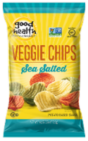 Good Health Sea Salt Veggie Chips