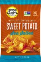 Good Health Kettle Chips Sweet Potato Sea Salt Chips