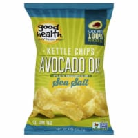 Good Health Kettle Style Avocado Oil Potato Chips Sea Salt
