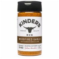 Kinder's Woodfired Garlic Rub (9.5 Ounce) - 1 unit