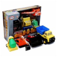 Popular Playthings Mix or Match: Build-A-Truck - 1