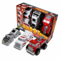 Magnetic Build-a-Truck™ Rescue - 1