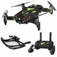 MightySkins DJMAVAI-Marg Party Skin for DJI Mavic Air Drone, Marg Party - 1