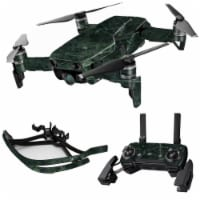MightySkins DJMAVAI-Green Marble Skin for DJI Max Coverage, Green Marble