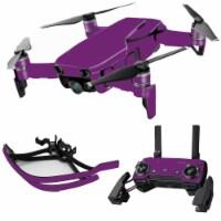 MightySkins DJMAVAI-Solid Purple Skin for DJI Max Coverage, Solid Purple