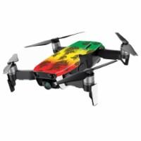 MightySkins DJMAVAIMIN-Rasta Lion Skin for DJI Mavic Air Drone, Rasta Lion - 1