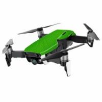 MightySkins DJMAVAIMIN-Lime Carbon Fiber Skin for DJI Mavic Air Drone, Lime Carbon Fiber