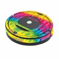 MightySkins IRRO770MIN-Tie Dye 2 Skin for Irobot Roomba 770 Robot Vacuum - Tie Dye 2