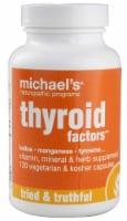 Michael's Naturopathic Programs  Thyroid Factors™