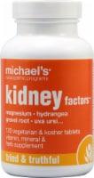 Michael's Naturopathic Programs  Kidney Factors™ - 120 Vegetarian Tablets