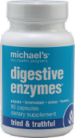 Michael's Naturopathic Digestive Enzymes