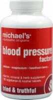 Michael's Naturopathic Programs  Blood Pressure Factors™ - 180 Vegetarian Tablets