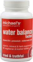 Michael's Naturopathic Programs Water Balance Factors