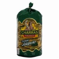 Charras Corn Tostadas Jalapeno