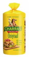 Charras Original Yellow Corn Tostadas