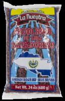 La Nuestra Salvadorean Red Silk Beans