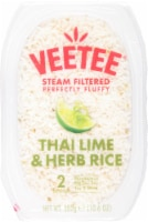 Veetee® Steam Filtered™ Perfectly Fluffy Thai Lime & Herb Rice - 10.6 oz