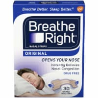 Breathe Right Original Small-Medium Tan Strips