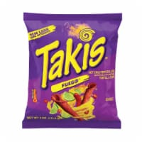 Takis Fuego Hot Chili Pepper & Lime Tortilla Chips