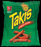 Takis Crunchy Fajitas Tortilla Chips