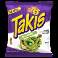 Takis Guacamole Tortilla Chips