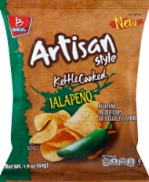 Barcel Artisan Style Jalapeno Kettle Chips