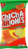 Barcel Chicharrones Chili Pepper & Lime Spicy Puffed Wheat Snacks