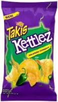 Barcel Artisan Style Jalapeno Kettle Potato Chips