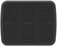 Pilot Automotive Roadwear Rear Floor Mat - Black - 1 ct