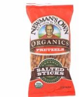 Newmans Own Organics Salted Pretzel Sticks, 8 Oz (Pack of 12) - 12