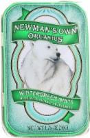 Newman's Own Organics Wintergreen Mints - 1.76 oz