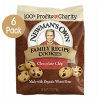 Newman's Own Chocolate Chip Family Recipe Cookies